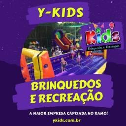 Título do anúncio: Aluguel de Brinquedos Infláveis Pula Pula Recreação Tobogã