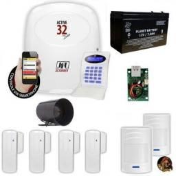 Kit central de alarme JFL