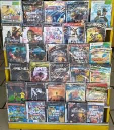 DVDs Filmes Shows e Jogos