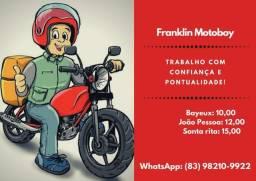 Motoboy e moto taxi