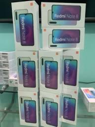 Xiaomi Note 8 64GB disponível todas as cores em estoque