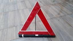 Triângulo segurança pé pesado