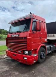 Scania 113/360 Topline Frontal Engatada Carreta Ls Conjunto Zero