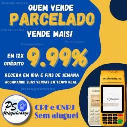 Maquininhas de cartões Pagseguro,pronta entrega Rio Preto