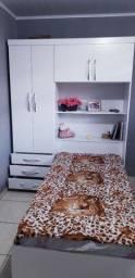 Guarda Roupa + colchão SOLTEIRO