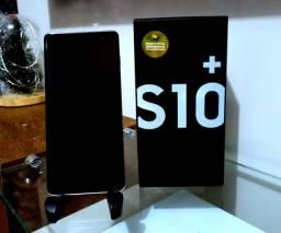 Samsung s10 plus original + capinha e película.