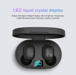 Título do anúncio: Fones de ouvido bluetooth sem fio / Com cancelamento de ruído pk a6s / Com microfone /