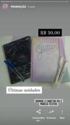 Cadernos e cadernetas