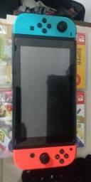 Nintendo switch leia a descrição