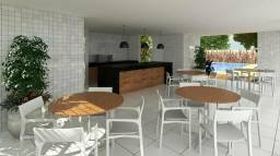 Aptos. com 52m² Excelente Localização - Resid. Alicante