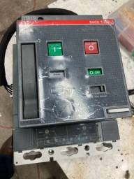 Título do anúncio: Disjuntor Motorizado Sace A B B - 800 A T6 N Tmax