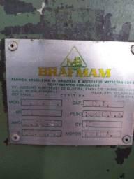 Prensa 80 ton Braffman