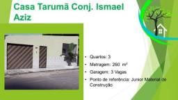 Título do anúncio: casa no tarumã - R$ 170 mil