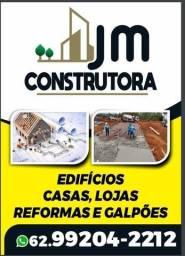 Construtora JM realizando os seus sonhos