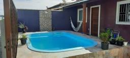 Casa Frente a praia  temporada c/piscina mobiliada  unamar Cabo Frio!