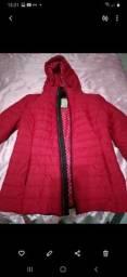 Título do anúncio: Casaco vermelho