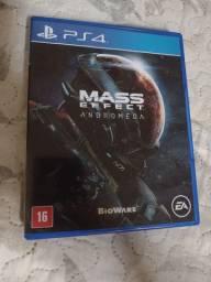 Mass Effec Andrômeda PS4