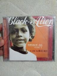 Cd Black Alien     Novo Lacrado