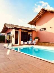Alugo linda casa mobiliada com piscina na Atalaia
