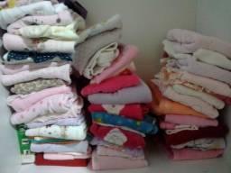 Título do anúncio: Lote de roupa de nenê