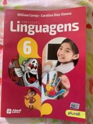 Linguagens 6 ano nunca usado