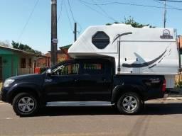 Camper Hard Top Cabine Dupla 2013