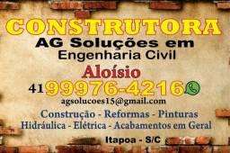 Construtor Pedreiro em Itapoá SC
