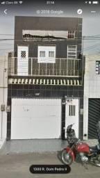 Casa por trás dos Franciscanos - Na D Pedro II