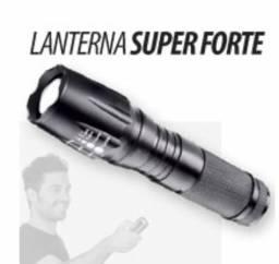 Lanterna tática militar super forte