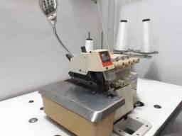 Maquina de costura Overlock ponto cadeia em otimo estado