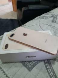 Vendo Iphone 8 Plus novinho (991252200)