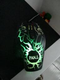 Pan.l mouse gamer
