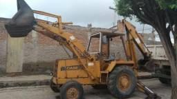 Retroescavadeira CASE 580 H 1992