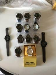 Relógios Calvin Klein, Invicta yakusa