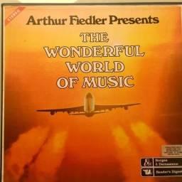 LP the wonderful world of music