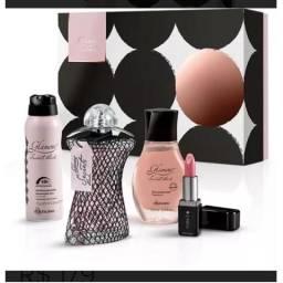 Kit Glamour Secretes Black