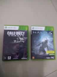 Call of Duty Ghosts + Halo 4