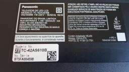 """TV Panasonic smart Wi-Fi 42"""""""