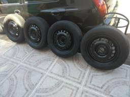 Rodas 14 para Fiat Volks Chevrolet