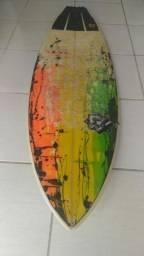 Prancha de surf - RIO DOCE reggae 5.5