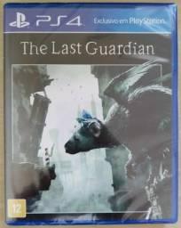 The Last Guardian - PS4 - Novo / Lacrado