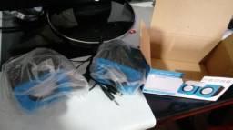 Antena Wifi, Mouse Teclado Caixa de som TUD0 Novo