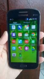 Samsung galaxy s3 com acessórios
