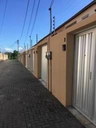 Oportunidade! Alugo casas novas no Aquiraz, 2 quartos, R$ 500,00