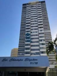 Melhor opção Barra! Apartamento amplo, 200m2, andar alto, nascente, vista mar! 03 quartos,