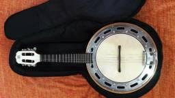 Banjo Cavaco Elétrico Rozini + Capa
