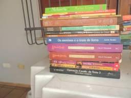 Livros de Literatura diversos