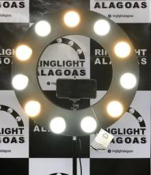 Ring light promoção