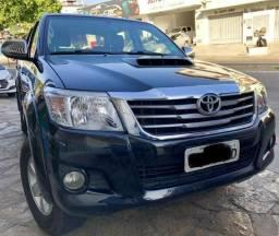 Hilux SRV 2013 Diesel Aut - 2013