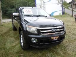 Ford ranger cd xls 2.5 unico dono - 2014